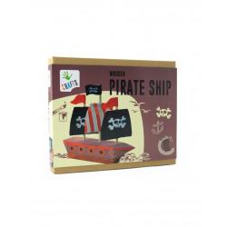 Crea tu barco pirata