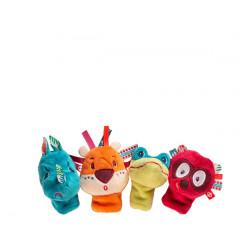 Marionetas de dedo Jungla