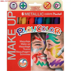 Maquillaje Playcolor 6...