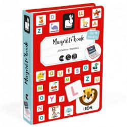 Magneti book Alfabeto español
