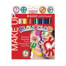 Maquillaje Playcolor. Basic