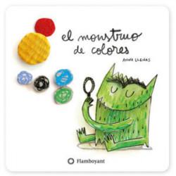 EL MONSTRUO DE COLORES....