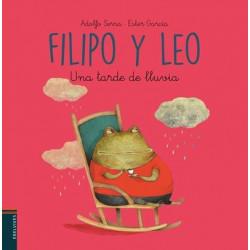 FILIPO Y LEO. UNA TARDE DE...