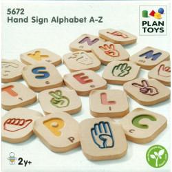 Alfabeto A-Z y lenguaje de...