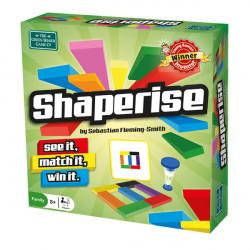 Juego de memoria Shaperise