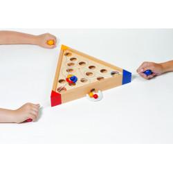 Tricours, juego de habilidad